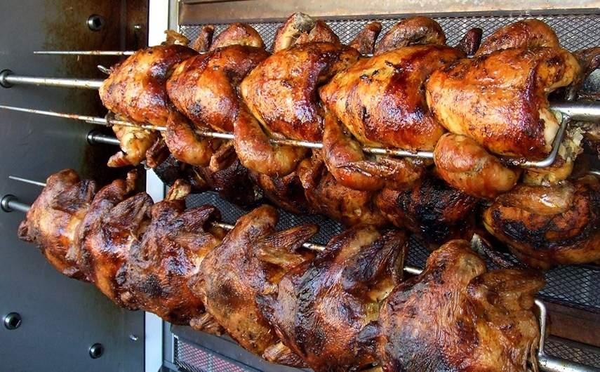 Condimento para pollos asados - Productos de calidad