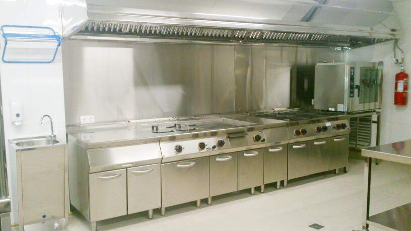 Freidoras para hostelería Valencia - Maquinaria de calidad